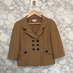 ✨Ann Taylor LOFT✨ Cropped Pea Coat